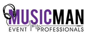 Orange County DJ | Temecula DJ | Music Man Event Professionals Logo